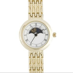 Sun & Moon Gold ASOS watch